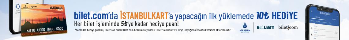 İstanbulkart Kampanya