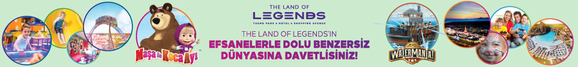 Land Of Legends Tema Park