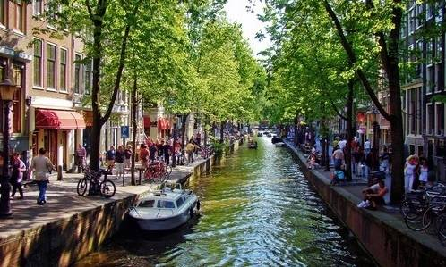 amsterdam hollanda