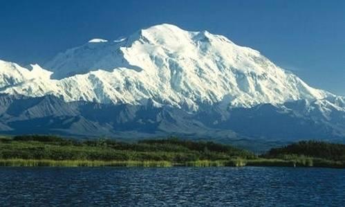 kuzey amerikanın en yüksek dağı