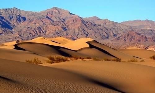abdnin en alçak ve en sıcak bölgesi