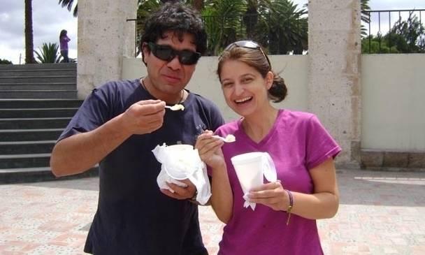 queso helado peru