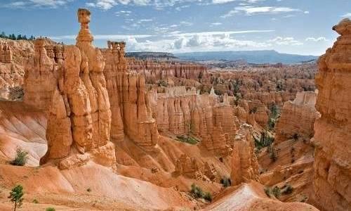 bryce kanyonu abd