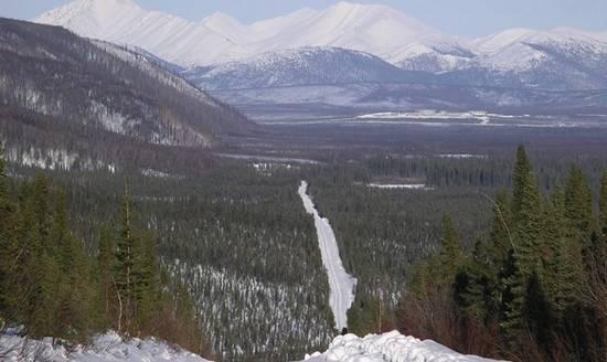 prospeckt creek alaska abd