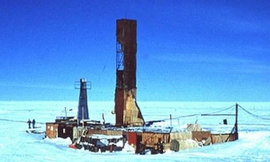 vostok antartika