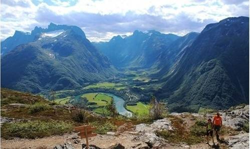romsdal vadisi norveç