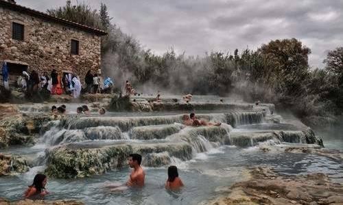 cascate del mulino italya