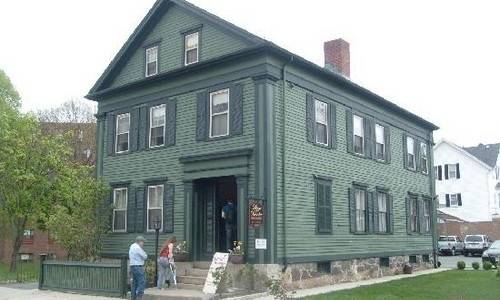 the lizzie borden evi