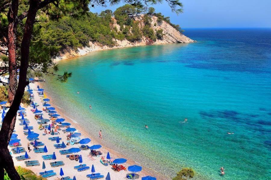 Lemonakie Plajı