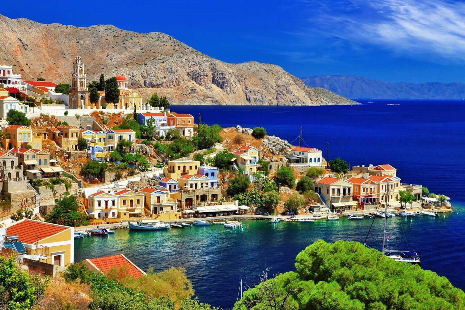 Symi Adası