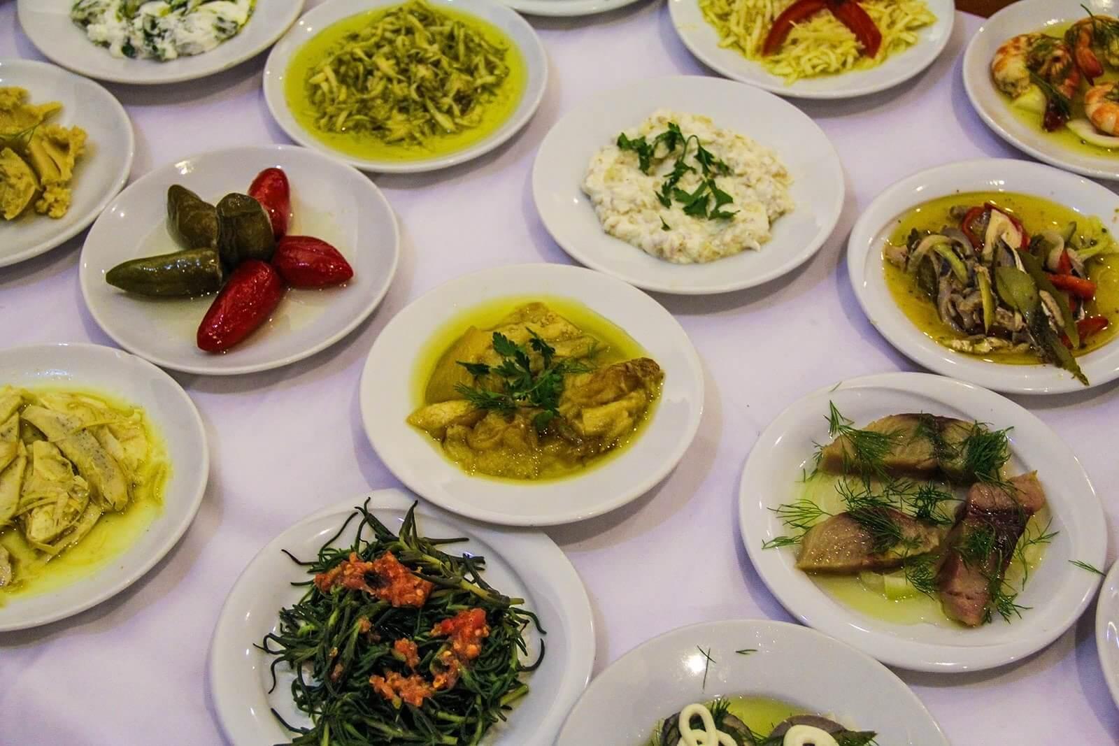 Ayvalık Yemek Kültürü