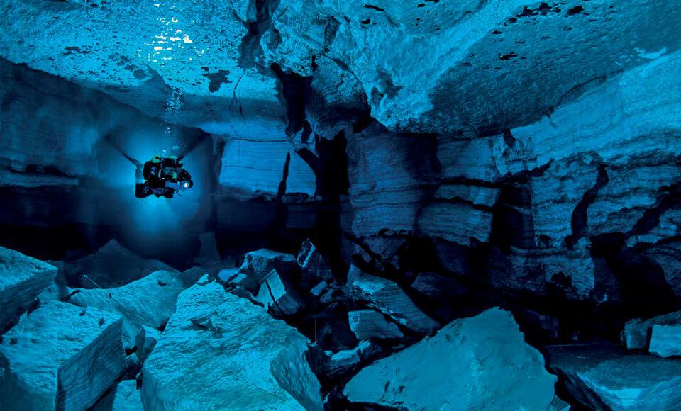 Baca Mağarası