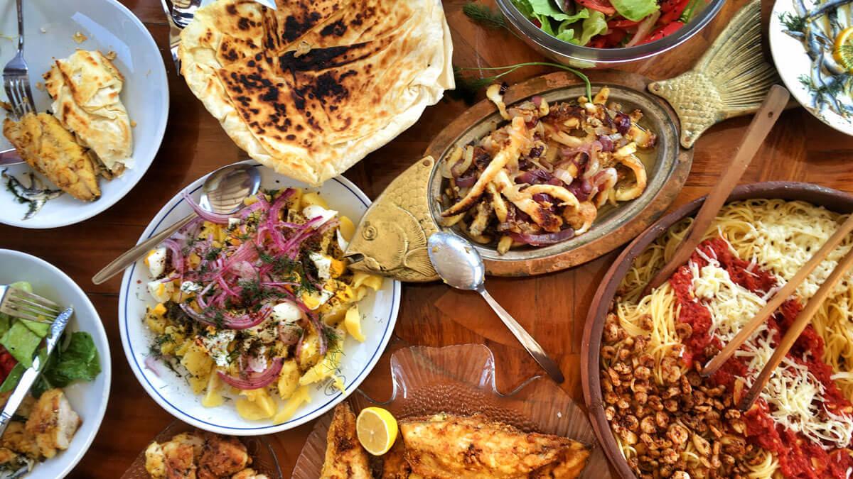 Bodrum Yemek Kültürü