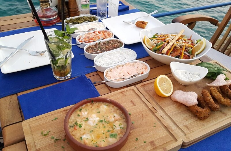 Kaş Yemek Kültürü
