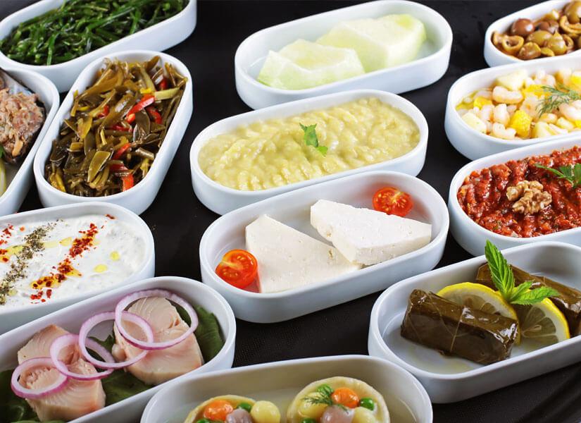 Kuşadaso Yemek Kültürü