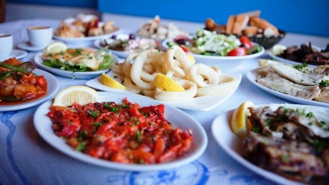 Rodos Yemek Kültürü