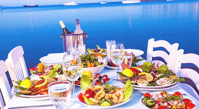 Samos Yemek Kültürü