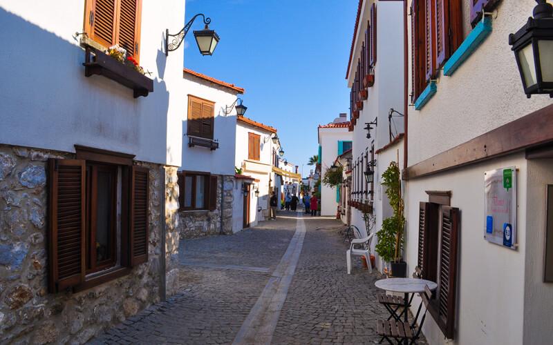 Sığacık Köyü
