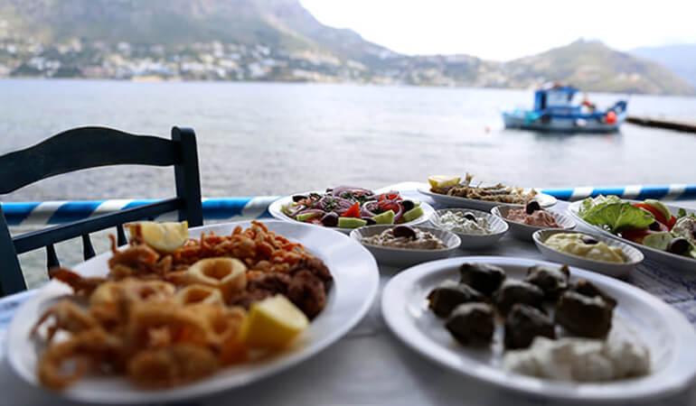 Midilli Adası Yemek Kültürü