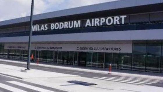 Muğla-Milas Bodrum Havalimanı
