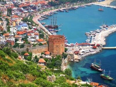Antalya Manzarası