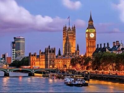Londra Uçak Bileti